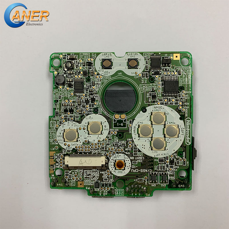 Ganer Used Motherboard MainBoard Main Board Replacement for Nintend Gameboy Advance GBA SP GBASP Game