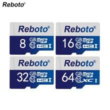 Высокоскоростной Micro SD карты 32 ГБ 64 ГБ карты памяти класса 10 UHS-1 TF Карт MicroSD карты SD 16 ГБ 8 ГБ 4 ГБ Class6 TF карты