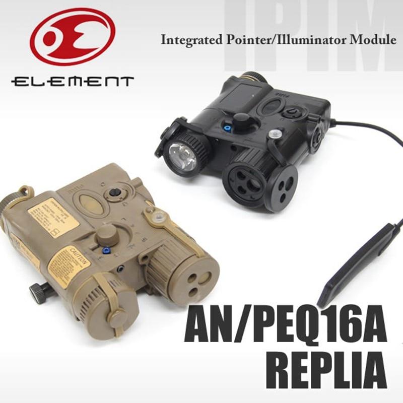 Element AN PEQ-16A Mini Integrated Pointer Illumination Module BK LED light Red Laser ILLUMINATOR MODULE IPIM EX176 kd621k30 prx 300a1000v 2 element darlington module