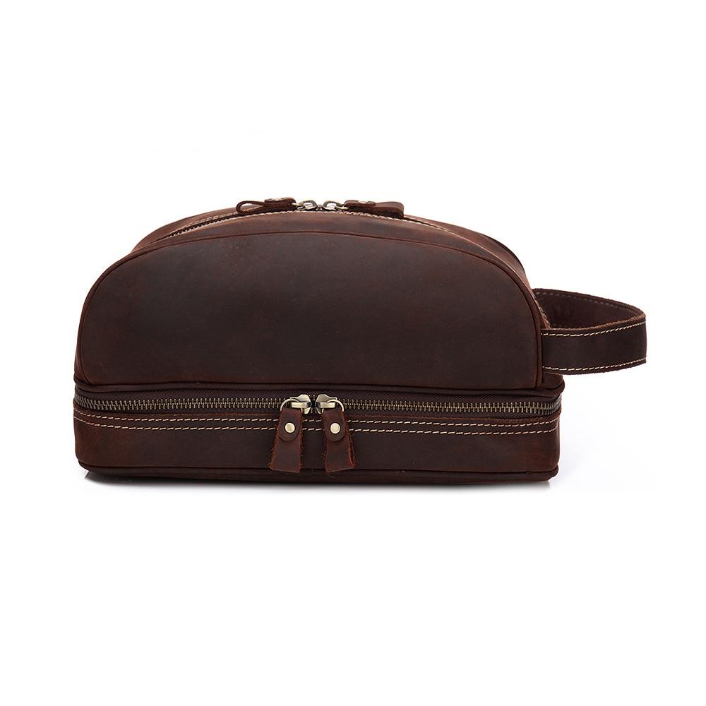 YISHEN Genuine Leather Fashion Large Capacity Professional Cosmetic Storage Cosmetic Bag Organizer Makeup Bag Cosmetic Bag MSHZBYISHEN Genuine Leather Fashion Large Capacity Professional Cosmetic Storage Cosmetic Bag Organizer Makeup Bag Cosmetic Bag MSHZB