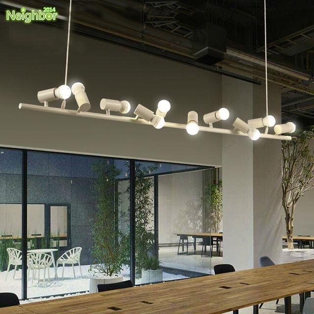 Nordic Moderne Hanglamp LED 6/8/10 Vogel Verlichting Schorsing ...