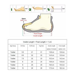 Image 5 - Apakowa Girls Fashion Rhinestone Ankle Boots Toddler Baby Soft Spring Shoes for Girls Party Outdoor Walking Anti slip Footwear