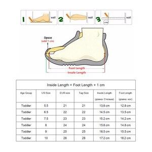 Image 5 - Женские ботильоны со стразами Apakowa, мягкие весенние вечерние ботинки для прогулок и прогулок, нескользящая обувь для малышей