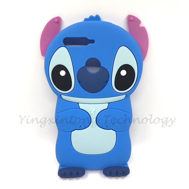 """Image 3 - For Huawei Honor 7C Russian Version Case Cover Honor 7 C Cute 3D Cartoon Silicone Phone Cases For Huawei Honor7C AUM L41 5.7""""-in Fitted Cases from Cellphones & Telecommunications"""