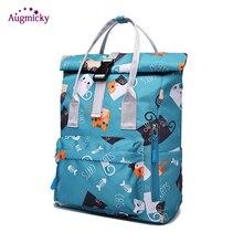 Mochila de gran capacidad de moda 2019, mochilas escolares Preppy para adolescentes, bolsas de viaje de nailon para niñas, Mochila para niñas