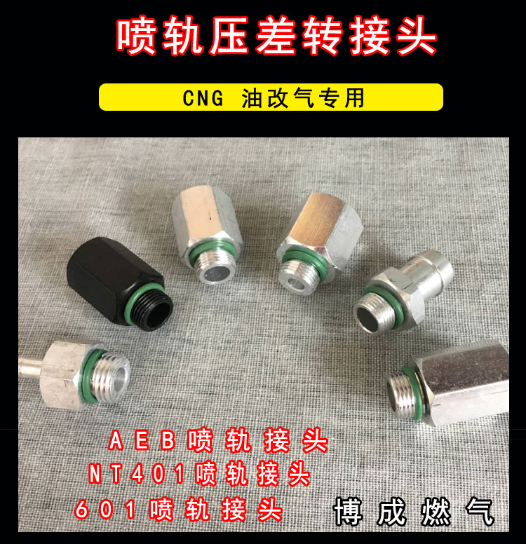 LPG CNG kits for Replace Jetta Elysee BYD original Injector rail adapter AEB Injector rail change headLPG CNG kits for Replace Jetta Elysee BYD original Injector rail adapter AEB Injector rail change head