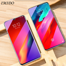 IMIDO Full Cover for Lenovo Z6 Pro Lite Anti Blue Tempered Glass Z6Pro Blue-ray Screen Protector Film