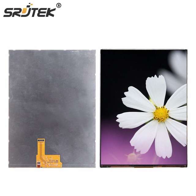 "Srjtek 8"" For Samsung Galaxy Tab A 8.0 T355 T350 SM-T355 SM-T350 T351 LCD Dispaly Matrix Screen Tablet PC Monitor Replacement"