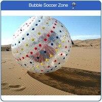 Бесплатная доставка Зорб шар 2,5 м диаметр шары для зорбинга Роллинг человеческий хомяк Аква шар для зорбинга пастбища Мячи Zorb
