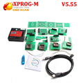 Best XPROG V5.55 XPROG M ECU Chip tunning Programmer USB Dongle for BM W CAS4 Decryption xprog m 5.55 with free shipping