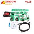 Melhor V5.55 XPROG XPROG M ECU Chip tunning Programador USB Dongle para BM W CAS4 Descriptografia xprog m 5.55 com frete grátis