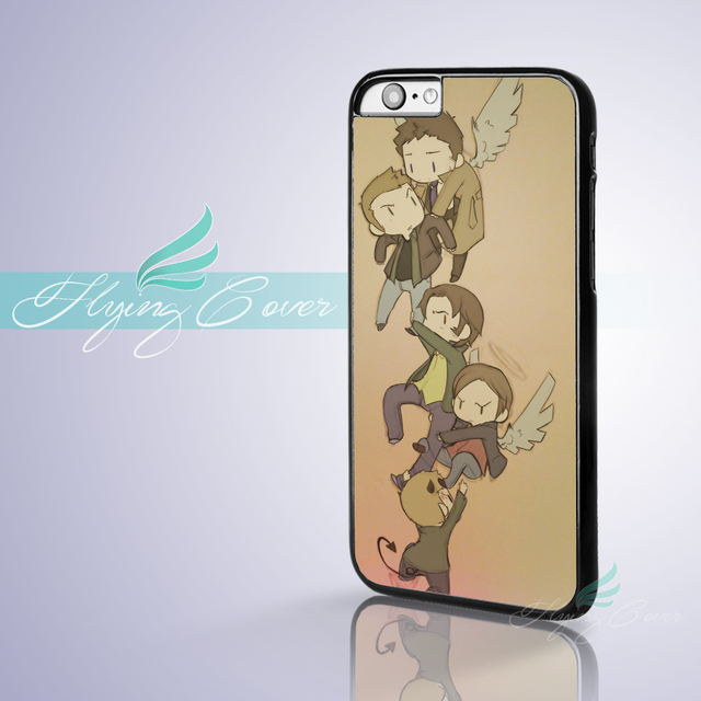 coque supernatural iphone 6