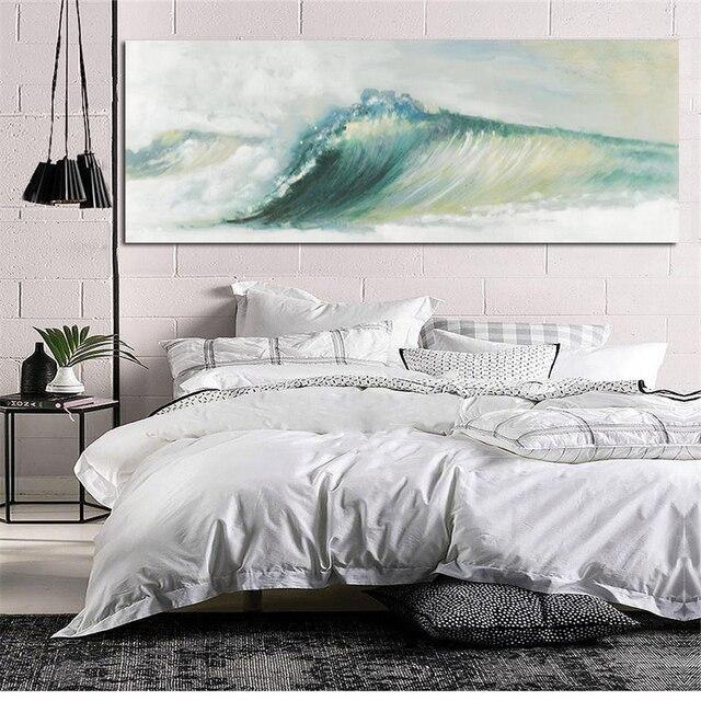 Ocean Mist Canvas Print 3