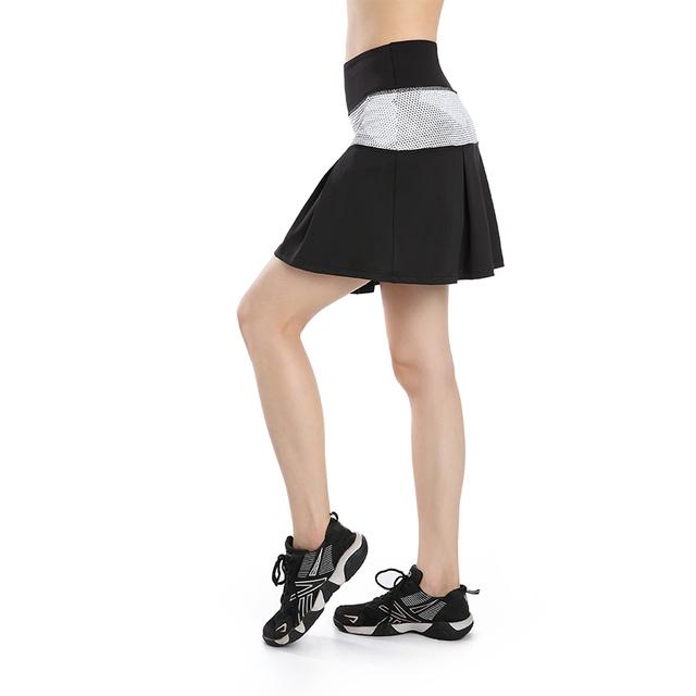EAST HONG Women's Tennis Badminton Golf Sports Skorts Beach Swimming skirt