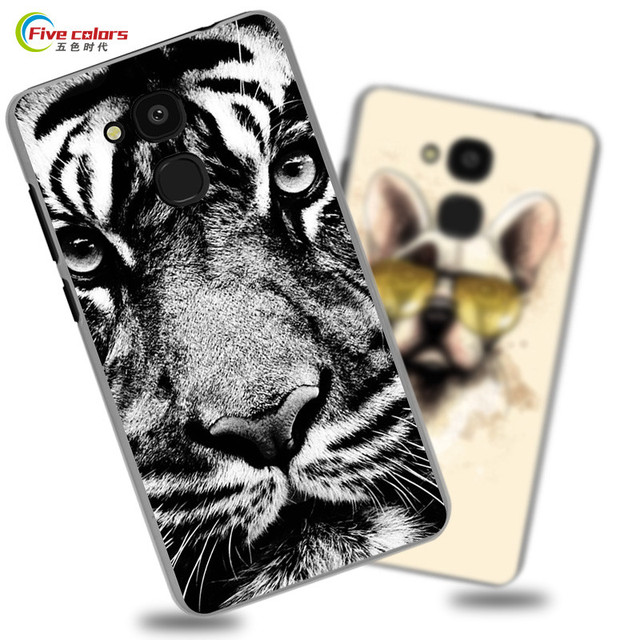 Vernee M5 Case Original Luxury Ultra-thin PC Hard Patterned Cover Case For Vernee M5 Plastic Protective Cellphone Shell Case