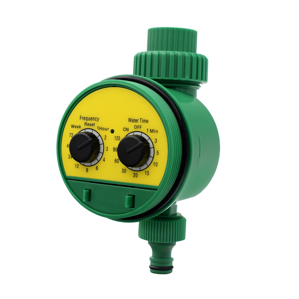 Garden Watering Timer Ball Valve Automatic Electronic Water Timer Home Garden Irrigation Timer Controller System-in Garden Water Timers from Home & Garden