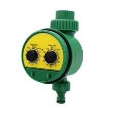 Jardim rega temporizador válvula de esfera automático eletrônico temporizador água casa jardim sistema controlador temporizador irrigação