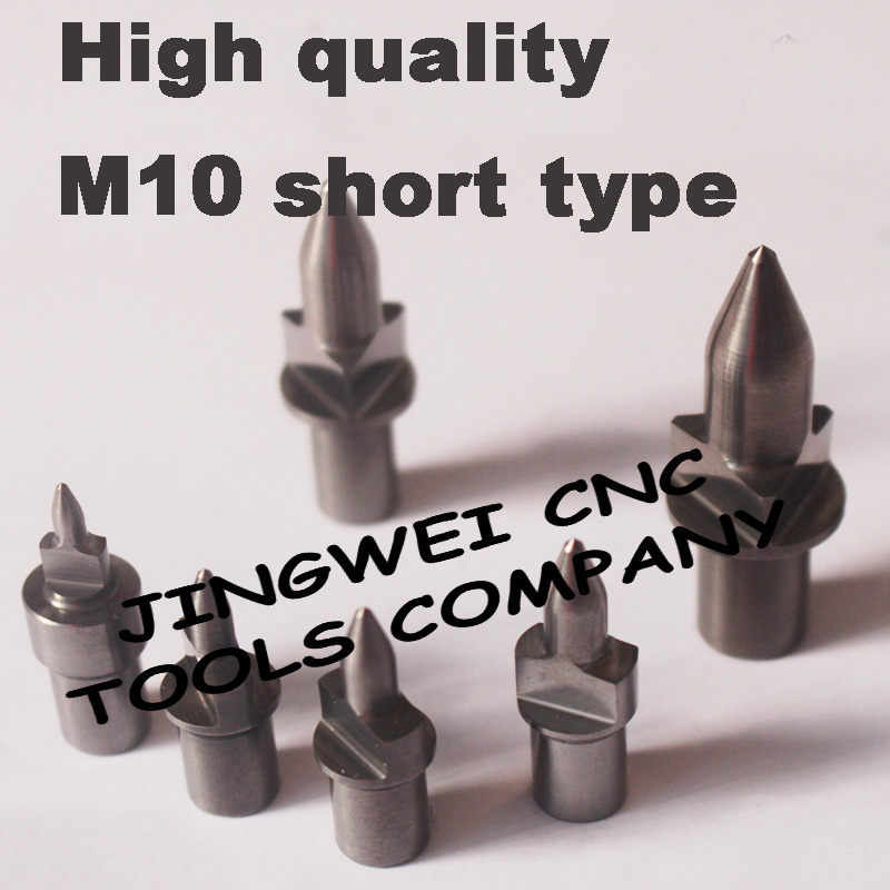 High quality Tungsten Carbide Flat flow drill Short type M10*1.5 drill 9.2mm, flat form drill tungsten carbide america and imperial pipe thread flow drill form drill npt bsp g 1 16 1 8 1 4 standard round type