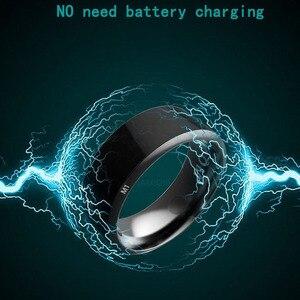 Image 5 - 2019 新規スマートリング NFC 着用 Jakcom R3 新技術魔法の指 Nfc リングアンドロイドウィンドウズ NFC 携帯電話
