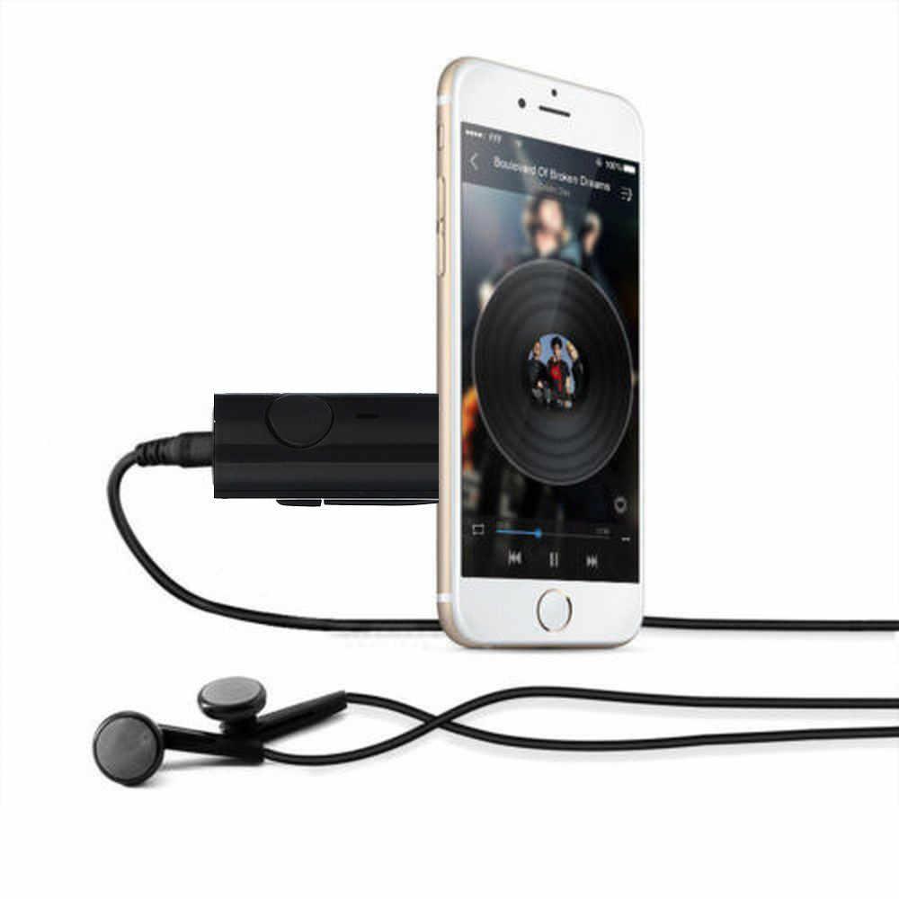 USB صغير استقبال الصوت محول 3.5 مللي متر الصوت بلوتوث الموسيقى مكبر صوت للسيارة الأيدي الأصلية # YL1
