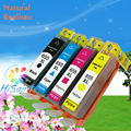 4pk for hp 655 printer  ink cartridges for hp Deskjet Ink Advantage 3525/4615/4625/5525/6520/6525 ink jet printer free shipping