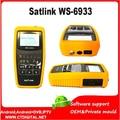 Localizador de satélite satlink satfinder Satlink WS-6933 WS6933 2.1 Polegada Display LCD DVB-S FTA C & KU BandMeter