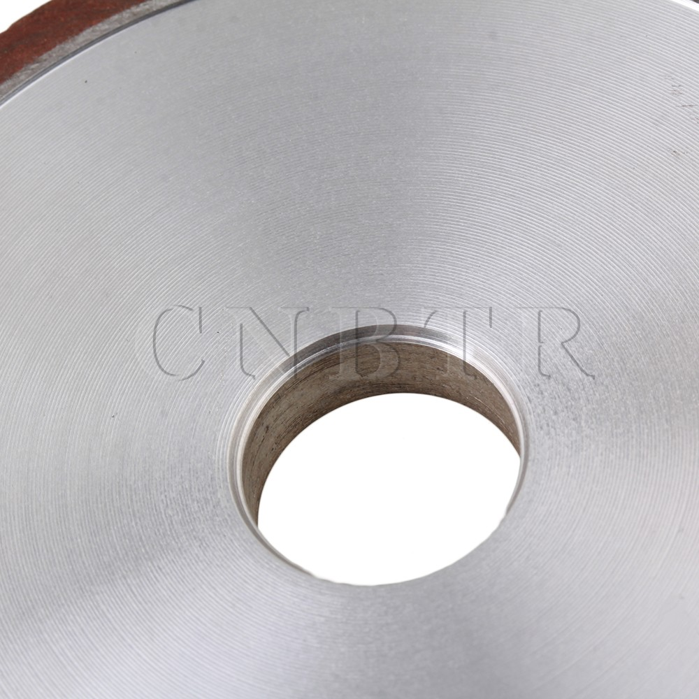 CNBTR 180 # 100 x 10mm Diamante Lavorazione mola diamantata - Utensili elettrici - Fotografia 6