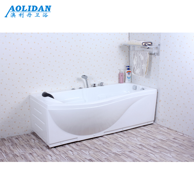 Online buy wholesale bath bathtub from china bath bathtub for Best acrylic bathtub to buy