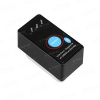 High Quality ELM327 OBD 2 Auto Scan Tool Mini Bluetooth Diagnostics Scanner Power Adapter Wifi Supports