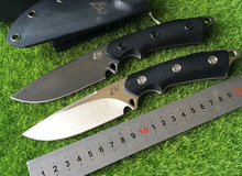 LW D2 blade G10 Kydex processing survival knife knife blade knife sheath hunting outdoor camping EDC tool