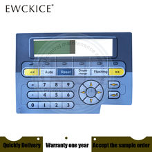 Новинка мембранная клавиатура переключателя e207750 exter k10m