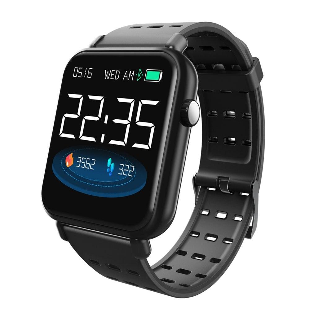 Color Screen Smart Bracelet Heart Rate Blood Pressure Sleep Monitoring Ip67 Waterproof Smart Wristband Outdoor SportsColor Screen Smart Bracelet Heart Rate Blood Pressure Sleep Monitoring Ip67 Waterproof Smart Wristband Outdoor Sports
