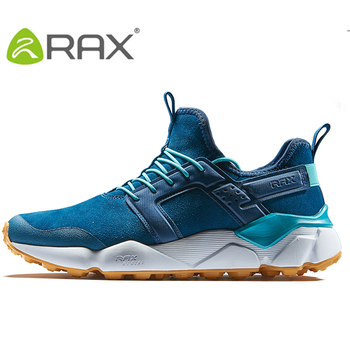 Men Genuine Leather Anti-skid Hiking Shoes Women Breathable Mountain Trekking Sneakers Unisex Lace-Up Climbing Shoes AA52325