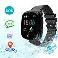 SK07 HW11 Kinder GPS Smartwatch Kind Kinder Familie Pedometer Smart Uhr Wasserdichte GPS SOS Anruf uhr colck