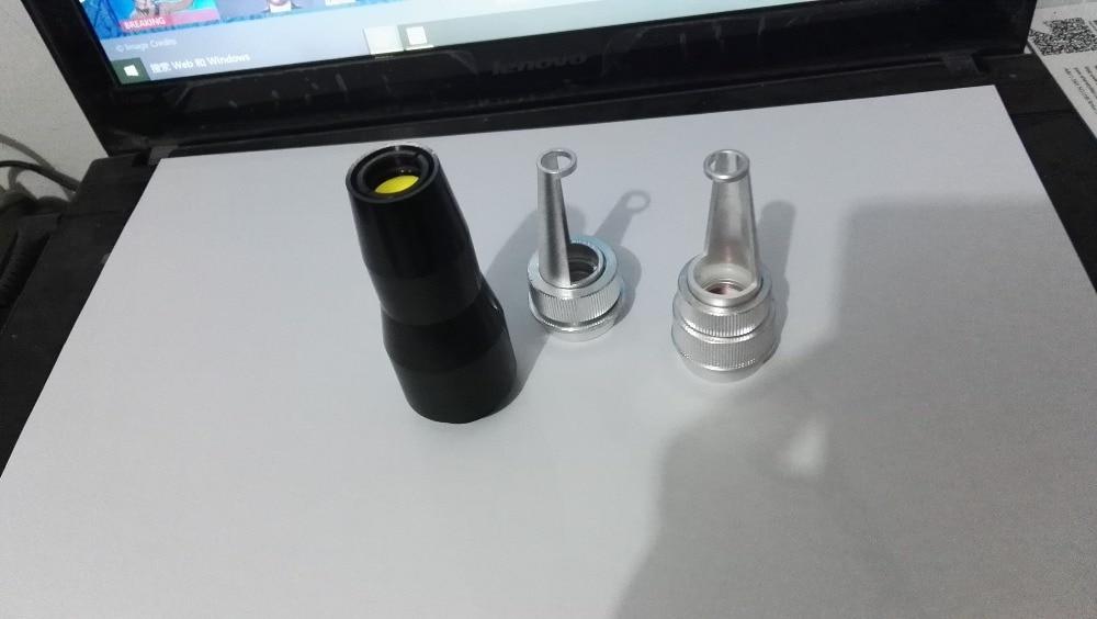 Q-switched nd yag laser punta 1064nm e 532nmQ-switched nd yag laser punta 1064nm e 532nm