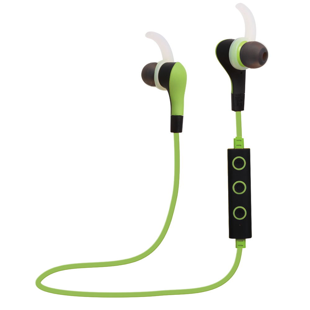 Original Earphone Bluetooth 4.1 Headset Wireless Stereo Sports Studio Music Handsfree Head phone Sweatproof for iPhone Samsung high quality 2016 universal wireless bluetooth headset handsfree earphone for iphone samsung jun22