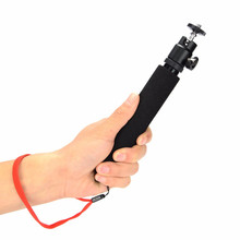 Handheld Extendable Monopod Telescopic Pole Selfie Stick for Gopro Hero 7/6/5/4/3/3+/2/1 Xiaomi Yi SJCAM SJ4000 SJ5000 SJ7000