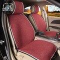 Universal cubre para el asiento de auto protector de asiento Fabia Superb Passat frontal * 2 cubiertas en reat Phaeton Touareg Nuevo escarabajo MAGOTAN