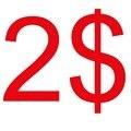 2 $ de COSTE, de REGALO, el COSTO de ENVÍO, OTRAS PARTES