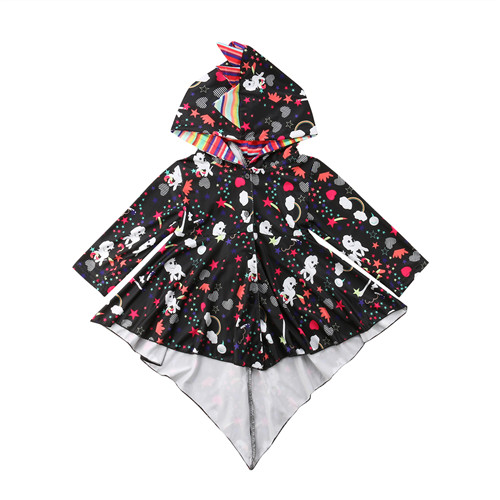 Lovely Toddler Baby Girls Long Sleeve Hoodie Dress Coats Halloween Ghost Floral Print Cotton Girl Cosplay Clothes Outfit