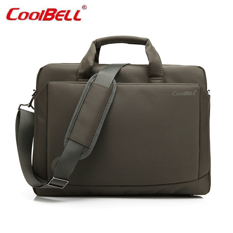 Cool Bell New Laptop Case 15.6 Notebook Bag for Laptop Waterproof Dell Asus Macbook inch Women Sleeve Men Shoulder Bags-FF