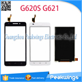 Touch Panel Digitizer Panel Sensor Glass For Huawei G621 G620S LCD Display