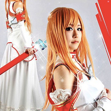 Косплейдегі костюм Sword Art Online Asuna - Костюмдер - фото 2