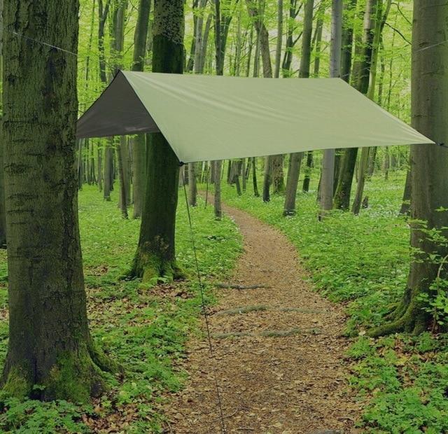 Hangmat 3 Meter.3 M 3 M Lichtgewicht Waterdichte Ripstop Outer Cover Onderdak Tent