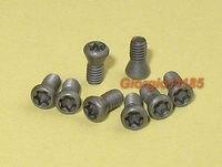 50pcs M4 x 14mm Insert Torx Screw for Replaces Carbide Inserts CNC Lathe Tool