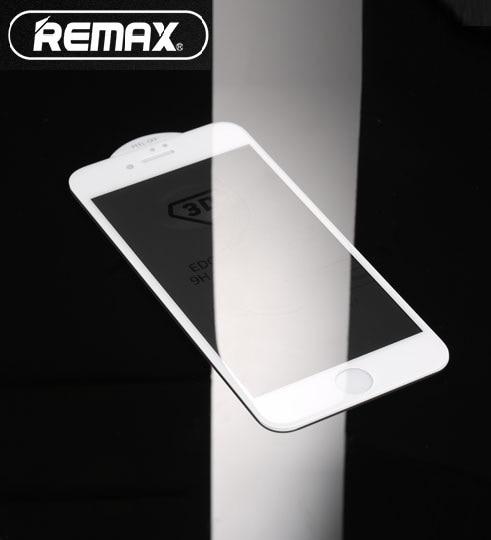 Remax anti-peeping 3D əyri səth iphone 7 7 üçün Ultra İncə Tam - Cib telefonu aksesuarları və hissələri - Fotoqrafiya 4