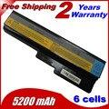 Bateria do portátil para Lenovo 3000 G455A G450 G430 G530 G550 G555 L08O6C02 L08S6C02 LO806D01 L08L6C02 L08L6Y02 L08N6Y02