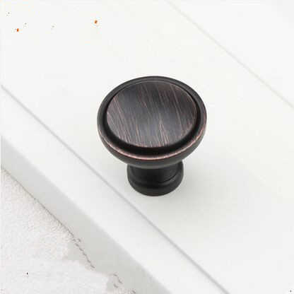 Bronze drawer knob red bronze kitchen cabinet handle  antique brass dresser cupboard door pull  antique copper furniture knob european modern bronze doors handle chinese antique glass door handle door handle carving