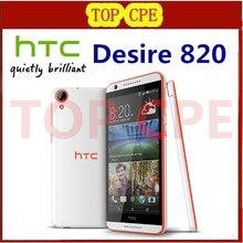 """Original HTC Desire 820 Dual sim Mobile Phone Octa Core 5.5"""" Qualcomm Android 4.4 13.0MP RAM 2GB ROM 16GB 4G LTE phone"""