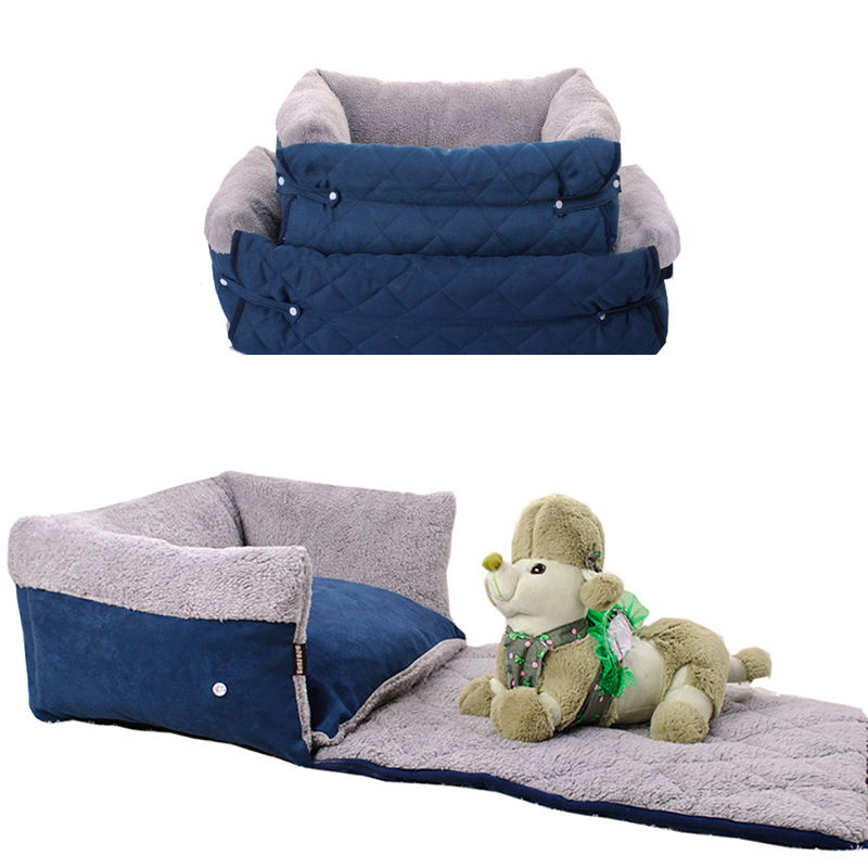Pleasing Us 26 71 30 Off Multifunction Pet Dog Cat Bed Premium Dog House Fall Winter Dog Sofa Beds Furniture Cover Protector Dog Blanket Pet Supplies In Interior Design Ideas Clesiryabchikinfo